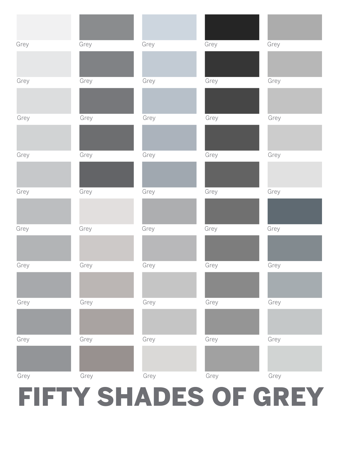 Gray Shades 50 shades of gray – chro-nick-les
