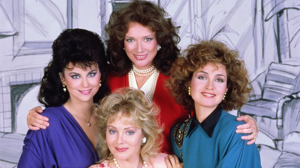 What I learned from watching Designing Women